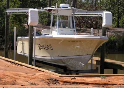 Wigman's Ace Hardware and Lifts - Boat Lifts