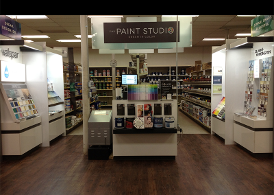 Wigman's Ace Hardware and Lifts - Paint Studio
